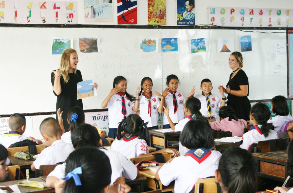 Teaching Abroad – A Guide To The Basics